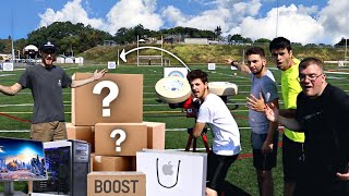 HIT THE TARGET AND WIN THE MYSTERY PRIZE CHALLENGE!! (Insane Prizes!)