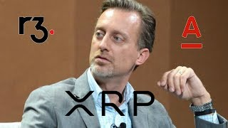 XRP - Cory Johnson, Alfa Bank, R3, And Trump