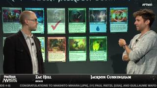 Pro Tour Magic 2015 Draft Tech with Jackson Cunningham