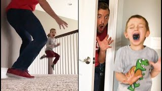 Father & Son ULTIMATE SCARE MONTAGE!