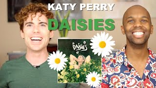 Katy Perry - Daisies - Reaction/Review
