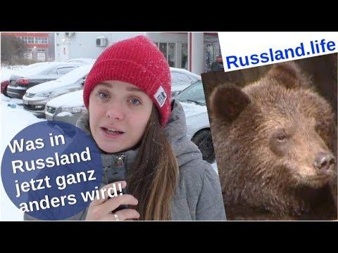 Was in Russland jetzt ganz anders wird! [Video]