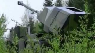 """Оружие будущего """"ARCHER Artillery System"""""""