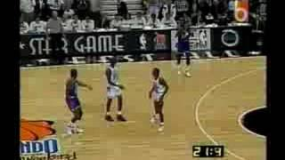 Magic Johnson - 1992 NBA All Star Game