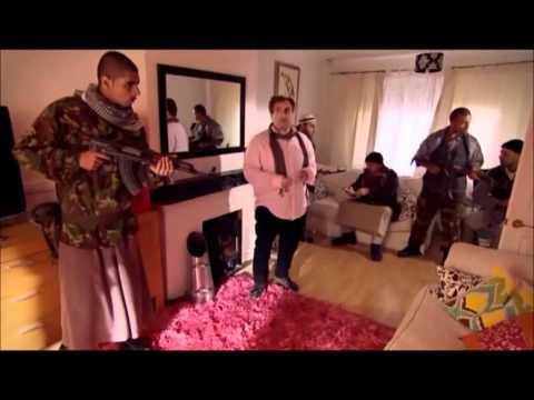 Omid Djalili - Osama Bin Laden hiding in Glasgow