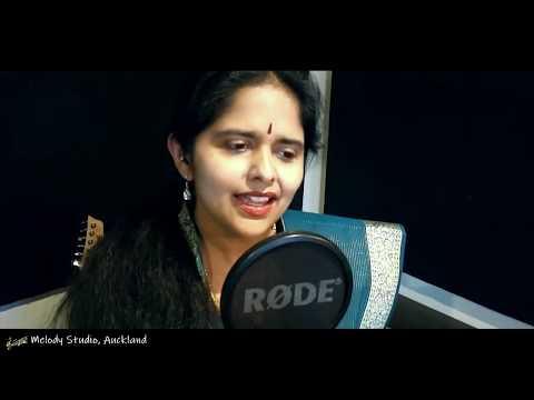 Jeevamshamai (cover) sung by Jayasree Sitaraman from the Malayalam movie Theevandi