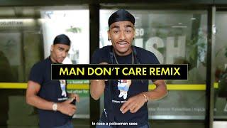 JME & Giggs - Man Dont Care (Parody)