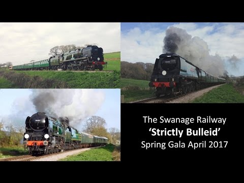 The Swanage Railway 'Strictly Bulleid' Spring Gala 31st Marc…