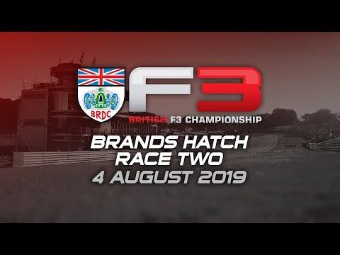 RACE 2 - BRANDS HATCH 2019