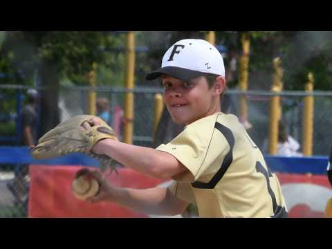 Pitching baseballs 12U