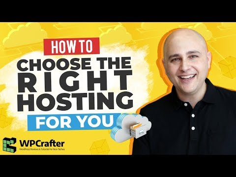 How To Choose The Best Web Hosting For Your Needs – 8 Types Of Hosting Explained