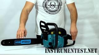 БЕНЗОПИЛА ИЖМАШ БП-450Б ДВИГАТЕЛЬ MITSUBISHI 2 ШИНЫ + 2 ЦЕПИ от компании electro-instrument - видео