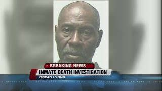 Inmate from Clark County dies in Carson City