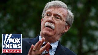 DOJ blasts NYT for 'grossly' mischaracterizing Bolton, Trump talks on Ukraine