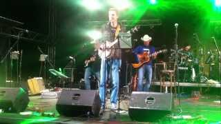 Onřej Ruml, Michal Tučný - Šlapej dál (LIVE STODOLA MICHALA TUČNÉHO 2013)