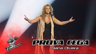 "Diana Oliveira - ""Avé Maria"" | Provas Cegas | The Voice Portugal"