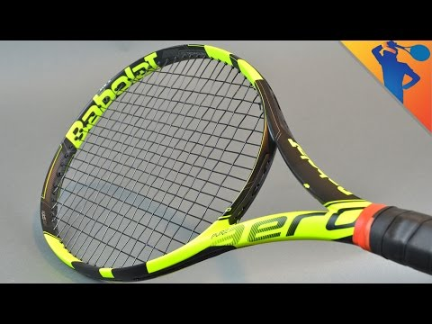 Babolat Pure Aero Racquet Review (Rafael Nadal)