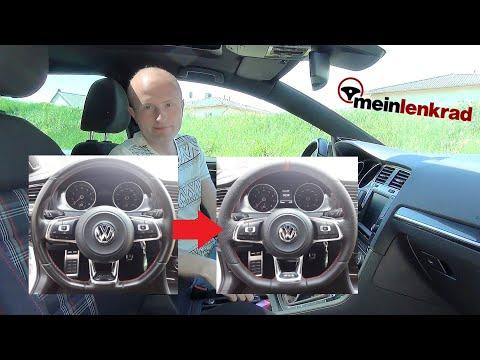 Gebrauchtwagen-Tipp: Lenkrad neu beziehen lassen! Test meinlenkrad.de