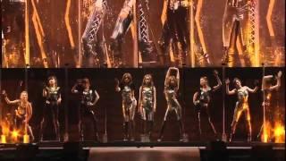Beautiful Stranger - SNSD (JAPAN Arena Tour)
