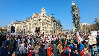 What The PRO BREXIT RALLY Was REALLY Like!   London, 29th March 2019