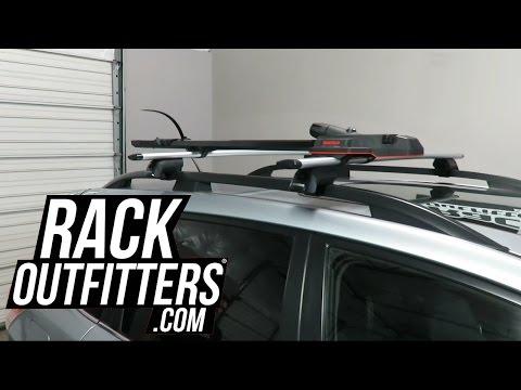 Review of Yakima HighSpeed Fork Mount Bike Rack for Roof Racks