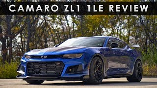 Review | 2018 Chevy Camaro ZL1 1LE | Over the Limit