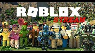 Стрим\Stream: Попробуй, если сможешь :) [Roblox]