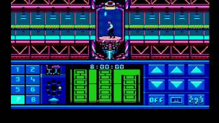 Impossible Mission 2 (AMIGA)