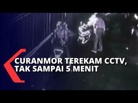 Aksi Pencurian di Pesanggrahan Jakarta Teekam CCTV, Tak Lebih dari 5 Menit
