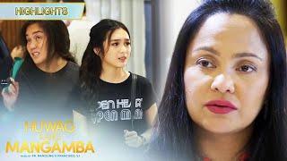 Joy brings Barang to Deborah's house   Huwag Kang Mangamba