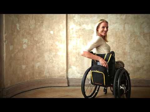 Rolling Pants - Rollstuhltaschen Trailer 2017