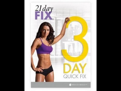 Autumn Calabrese's 21 Day Fix - Essential Package Review