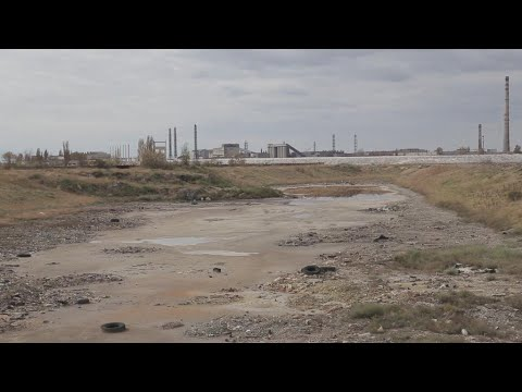 Toxic pollution in Crimea: Kiev and Moscow stuck in blame game
