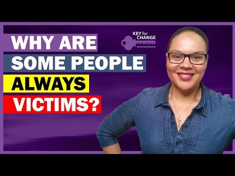 The value of victim mentality