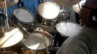 Kurt Carr - Psalm 68 (Let Our God Arise) (Drum Cover)