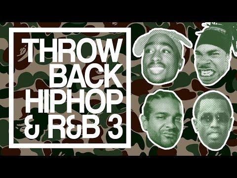 90's 2000's Hip Hop Rap Club Mix  Throwback Hip Hop & R&B Songs  Old School Party Classics Mixtape