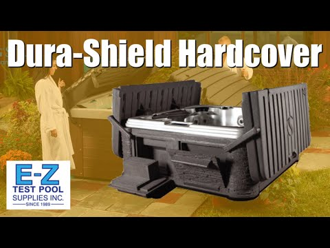 Strong Spas Dura-Shield Automatic Hard Cover