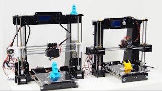 3D принтер Anet A6 - первые доработки.