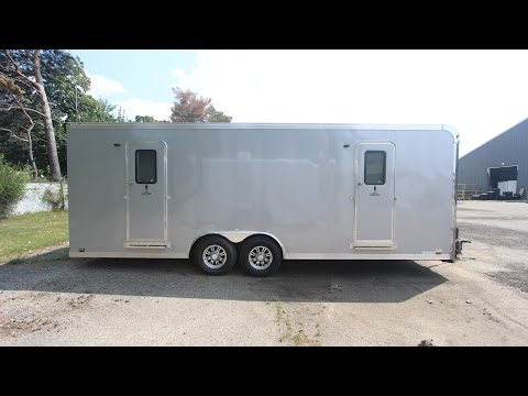 Portable Restrooms Trailer | Portable Restrooms Trailer For Sale | Comfort Series 10-Station