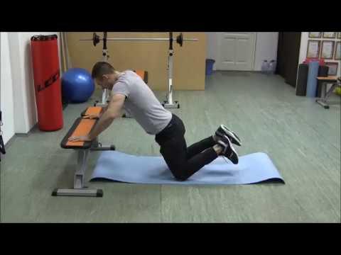 Как быстро вылечить коленные суставы видео
