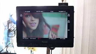 БЕККИ ГОМЕЗ, Becky G - Shower - Behind The Scenes