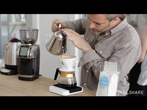 Trailer: Brew an Amazing Cup of Coffee with Blue Bottle Coffee