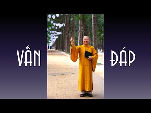 Vấn đáp: Thờ Phật và tụng Kinh... (08/04/2011) Thích Nhật Từ