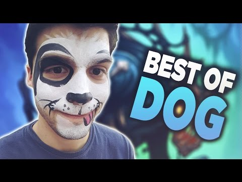 Best Of TL Dog - Hearthstone Funny & Lucky Moments