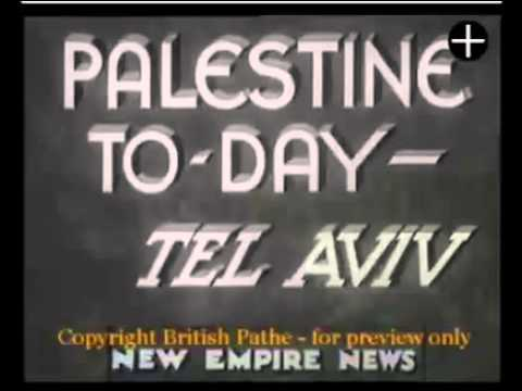 Palestine 1938 39