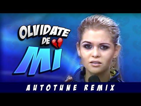 OLVÍDATE DE MI! (Autotune Remix) por Brunella Horna