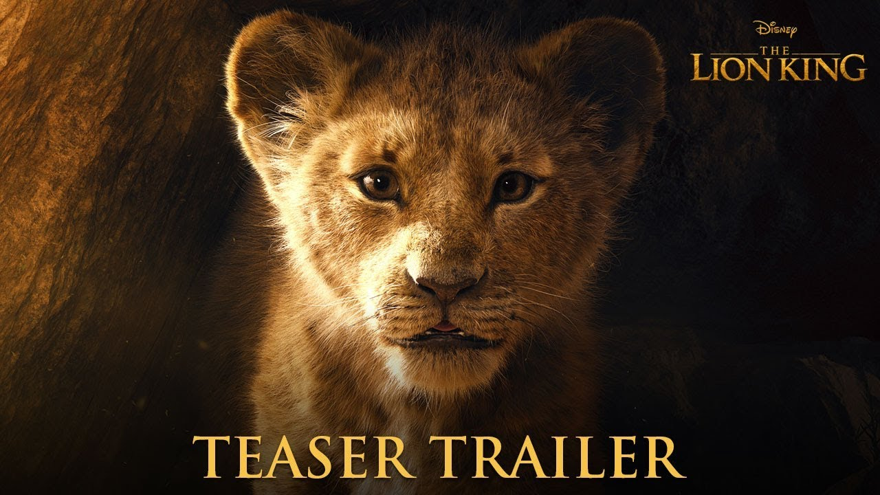 Video trailer för The Lion King Official Teaser Trailer
