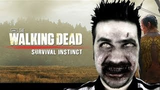 Walking Dead Survival Instinct Angry Review