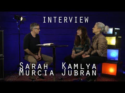 Extrait vidéo INTERVIEW JAZZ MAG - KAMILYA JUBRAN & SARAH MURCIA