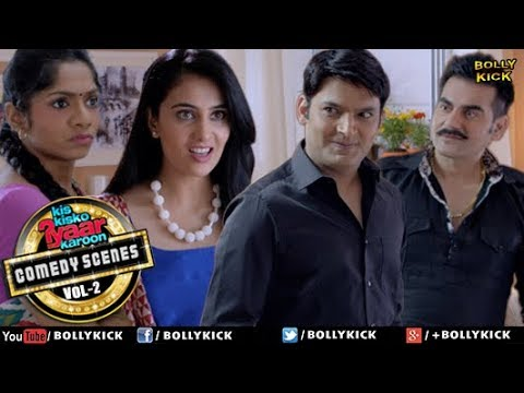 Download Comedy Scenes | Hindi Movies 2019 | Kis Kisko Pyaar Karoon Vol 2 | Kapil Sharma | Comedy Scenes HD Mp4 3GP Video and MP3